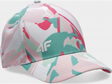 Dievčenské šiltovka 4F JCAD007 farebná