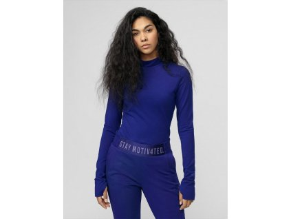 Dámske tričko 4F TSDL010 Modré