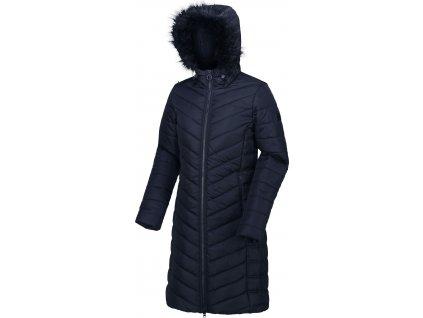 Dámsky zimný kabát Regatta RWN159 Frith 540 Tmavomodrý