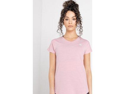 Dámske tričko Dare2B Vigilant Tee 0J3 ružové