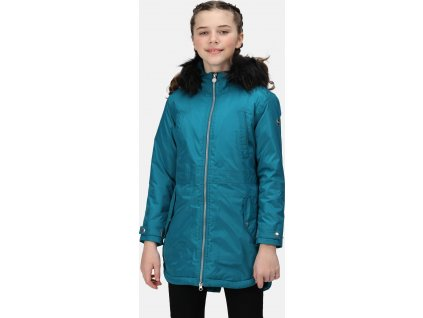 Detský kabát Regatta RKP233 Abbettina Parka E7R