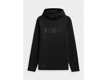 Pánské termo tričko 4F H4Z21 BIMD032 černé