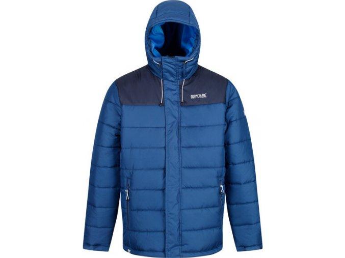 Pánska zimná bunda RMN137 REGATTA Nevado III Modrá
