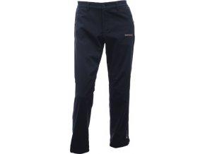 Pánske softshellové nohavice Regatta RMJ117R GEO SSHELL TRS II Čierna