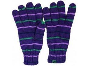 Dámske rukavice Loap COUL fialová