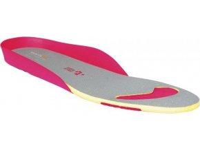 Anatomické vložky do topánok Regatta RFB002 Ružová
