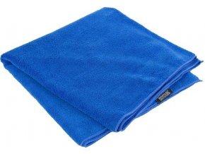 Outdoorový uterák REGATTA RCE136 Travel Towel Lrg modrý