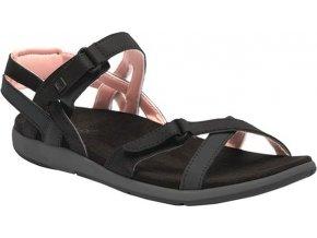 30614 damske sandale regatta rwf399 santa cruz black rose