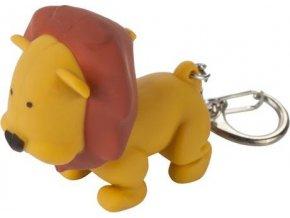 Kľúčenka svietidlo Regatta RCE127 ANIMAL KRng lev