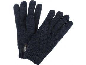 Dievčenské rukavice Regatta RKG045 MERLE Modrá