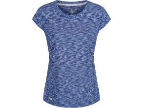 Dámske tričko Regatta RWT140 Hyperdimension Modré