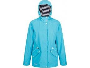 Dámska jarná bunda REGATTA RWW 316 Basilia Modrá