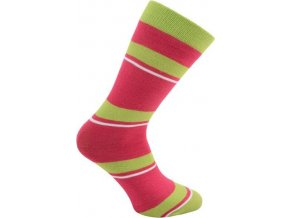 Detské ponožky DKH300 Dare2B Footloose II Ružové