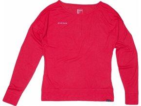 Dámske tričko REGATTA SWDWT384 Unwind Červené