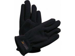 Detské zimné rukavice RKG024 REGATTA Taz II Čierne