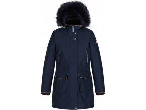 Dámsky zimný kabát REGATTA RWP280 Safiyya Tmavomodrý