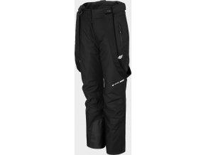 Dámske lyžiarske nohavice 4F SPDN300 Čierne