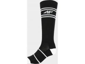 Dámske ponožky 4F SOD206 Čierne