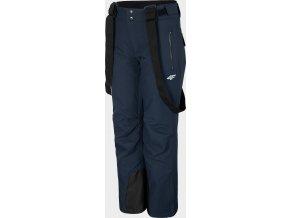 Dámske lyžiarske nohavice 4F SPDN270 Tmavomodré