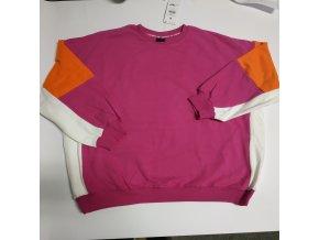 Dámská mikina 4F BLD226 Růžová