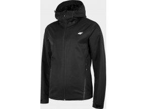 Pánská outdoorová bunda 4F KUM300 Černá