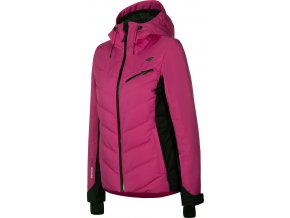 Dámska lyžiarska bunda 4F KUDN005 Ružová