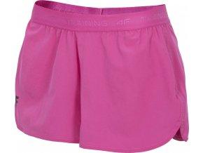 Dámské šortky 4F SKDF281 Růžové