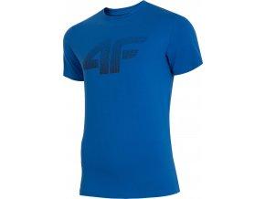 Pánské tričko 4F TSM071 Modré