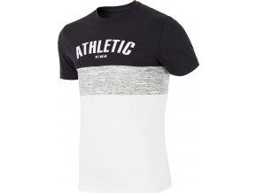 Pánské tričko 4F TSM075 Černé