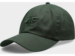 Pánská kšiltovka 4F CAM301 Zelená