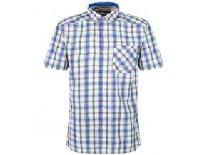 Pánská košile RMS112 REGATTA Mindano III Modrá