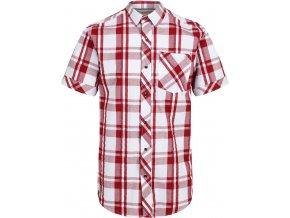 Pánska košeľa REGATTA RMS120 Deakin III Červená