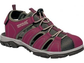 Dámské sandály RWF600 REGATTA Westshore Tmavě růžová
