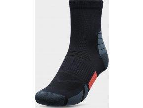 Pánske športové ponožky 4F SOM208 Tmavomodré