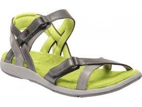 Dámské sandále Regatta RWF399 SANTA CRUZ Šedé