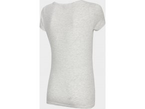 Dámské tričko 4F  TSD300 Šedé