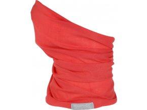 Multifunkční šátek REGATTA RMC051 Multitube Unis Červený