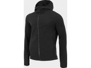 Pánská outdoorová bunda 4F KUM203 Černá