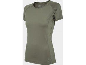 Dámské funkční tričko Outhorn TSDF600 Béžové