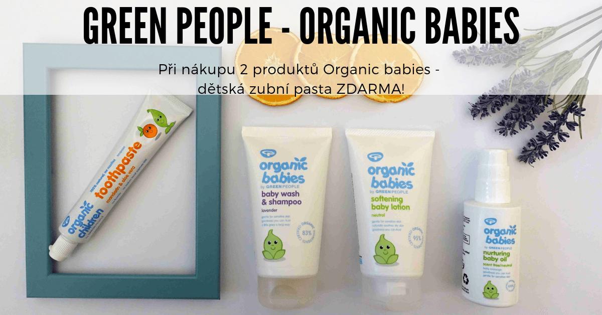Green People - dětská (akce)