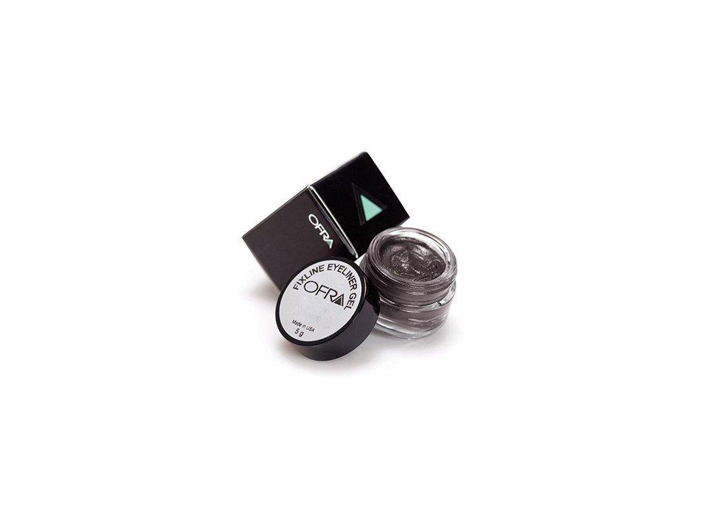 ofra cosmetics ofra fixline gel eyeliner black