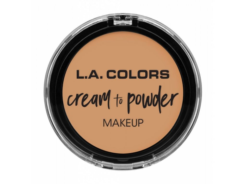 la colors la colors cream to powder foundation hon