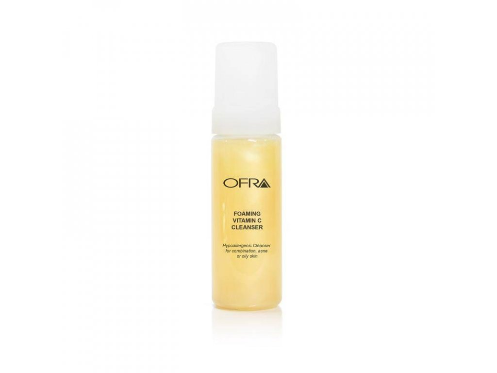 ofra cosmetics ofra foaming cleanser vitamin c