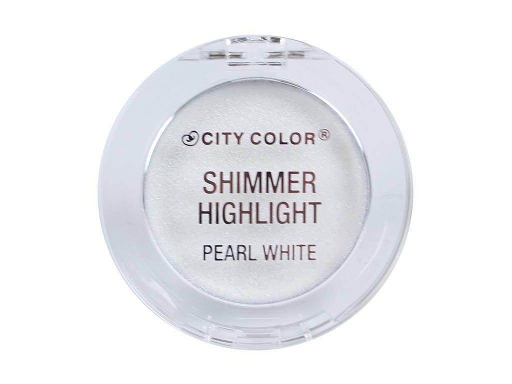 city color city color shimmer highlight pearl whit