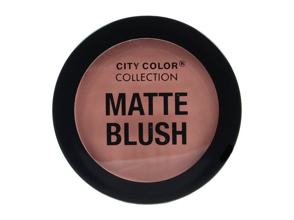city color city color matte blush natural