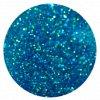 glitter gelly aquamarine