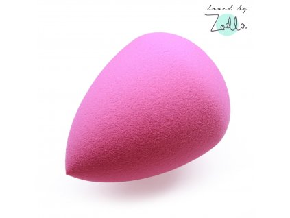 Spectrum - Houbička na make-up PINK BLENDING SPONGE
