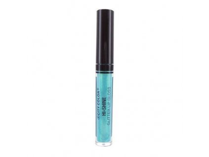 city color city color hi shine glitter lipgloss bl