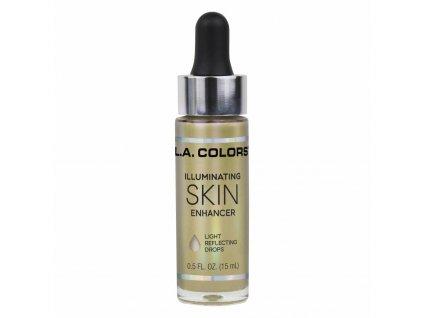 la colors la colors illuminating skin enhancer liq