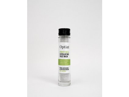 optiat face mask inner front purifying